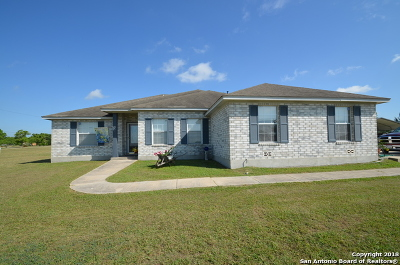 Marion TX Single Family Home New: $314,900