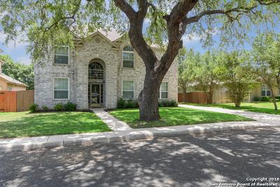 San Antonio Single Family Home New: 1807 Caraselle Loop Ct