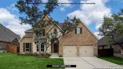 Seguin Single Family Home New: 2933 Glen View
