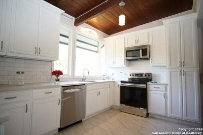 San Antonio Single Family Home New: 618 Brightwood Pl