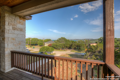 Canyon Lake Single Family Home New: 1521 Skyline Hills