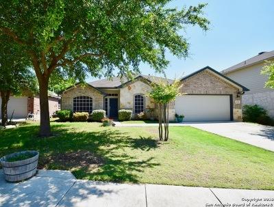 San Antonio Single Family Home New: 8534 El Camino Ct