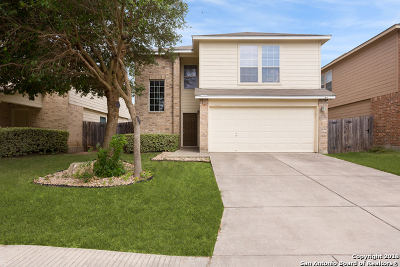 Helotes Single Family Home New: 11115 Catchfly Field
