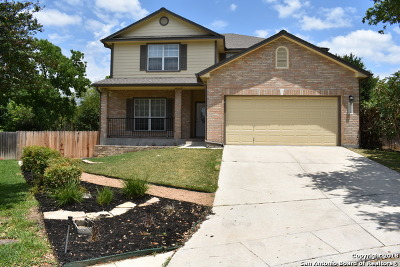 San Antonio Single Family Home New: 12318 Stable Road Dr