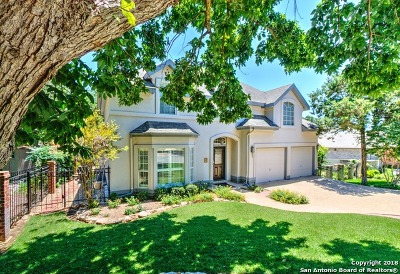 Comal County Single Family Home New: 617 Evergreen Ln