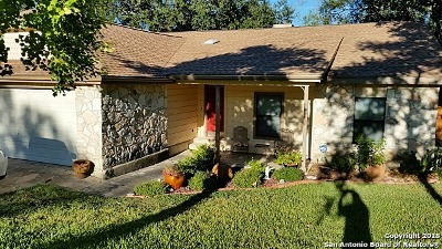 San Antonio Single Family Home New: 4970 Timber Trace St