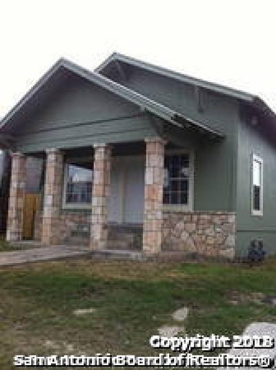 San Antonio Multi Family Home New: 318 Aransas Ave