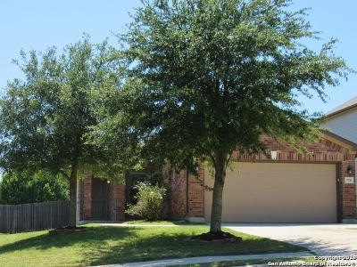 Cibolo Single Family Home Price Change: 5716 Columbia Dr