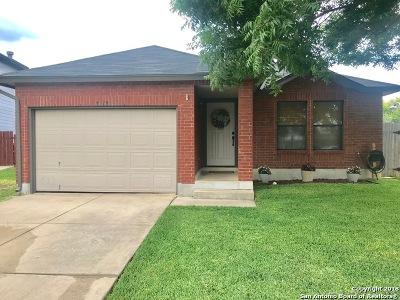 San Antonio Single Family Home New: 9719 Bronson Creek