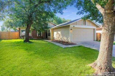 San Antonio Single Family Home New: 11106 Candle Park