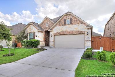 San Antonio Single Family Home New: 12538 Stillwater Creek