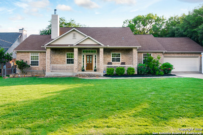 Single Family Home New: 26315 Shady Acres
