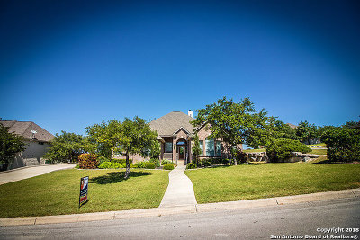 Bexar County Single Family Home New: 27638 Autumn Terrace