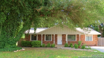 Guadalupe County Single Family Home New: 120 Gallagher Rd