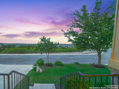 San Antonio Single Family Home New: 23619 Sunset Peak