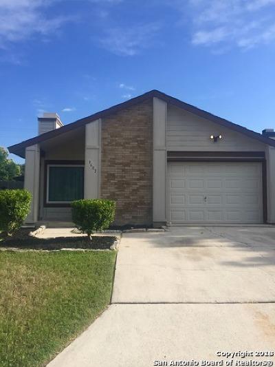 San Antonio Single Family Home New: 9602 South Bend