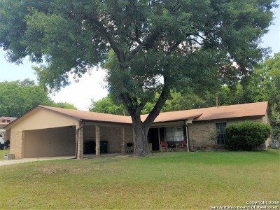 Bexar County Multi Family Home New: 5839 Sundance Ln