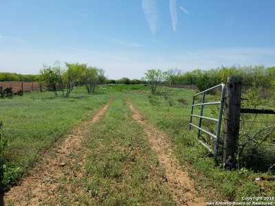 Atascosa County Farm & Ranch For Sale: 000 Cr 300
