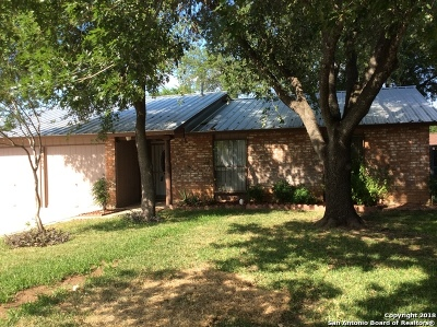 San Antonio Single Family Home New: 3422 Meadow Dr