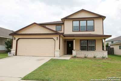 Cibolo Single Family Home New: 113 Pointe Loop