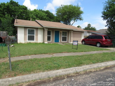 San Antonio Single Family Home New: 907 Walnut Park St
