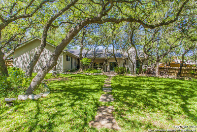 San Antonio Single Family Home New: 26224 S Glenrose Rd