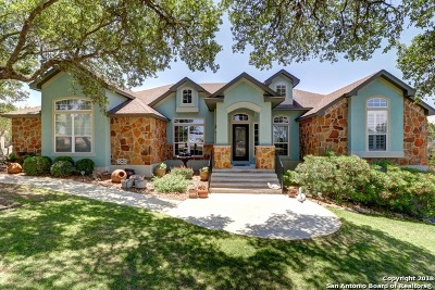 Canyon Lake Single Family Home Back on Market: 1723 Mountain Springs