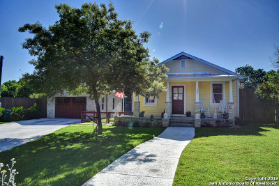 Boerne Single Family Home New: 307 Frey Street