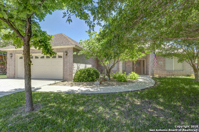 New Braunfels Single Family Home New: 1233 Cherry Hill