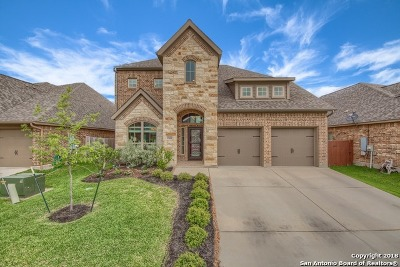 Seguin Single Family Home New: 2146 Rustling Way