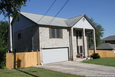 San Antonio Single Family Home New: 1826 Highland Mist Ln
