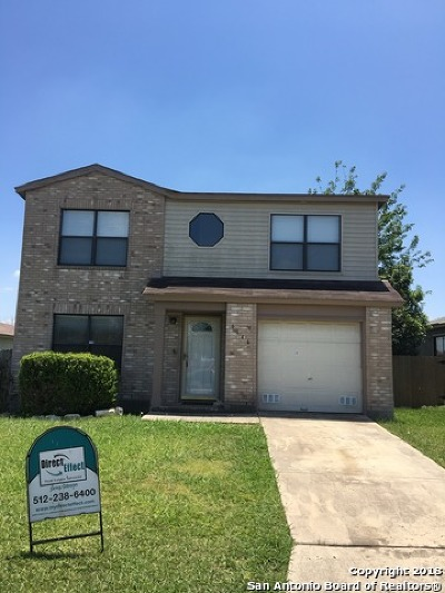 Single Family Home New: 6146 Candletree