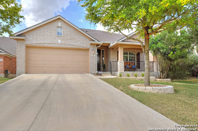 San Antonio Single Family Home New: 1443 Alpine Pond