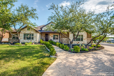 San Antonio Single Family Home New: 203 Hornpipe Hills