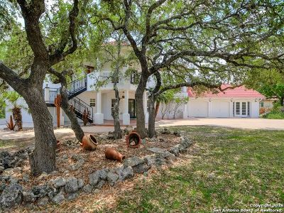 Fair Oaks Ranch Single Family Home For Sale: 8932 Rolling Acres Trail