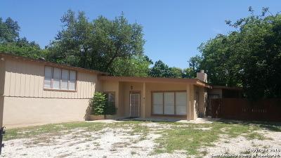 San Antonio Single Family Home New: 243 Oak Knoll Dr