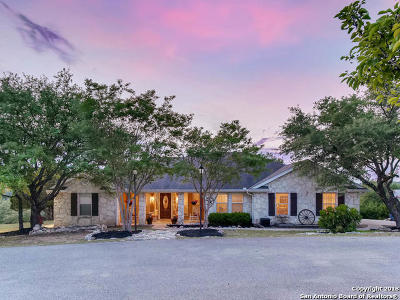 Comal County Single Family Home New: 6322 Fm 311