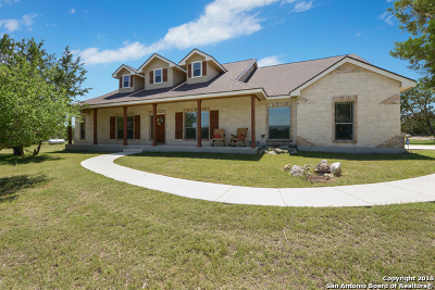 Boerne Single Family Home New: 202 River Mountain Dr