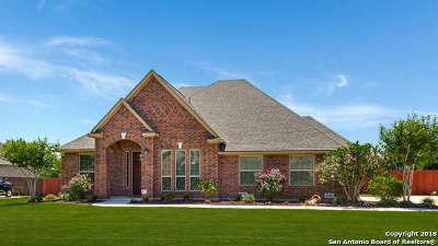 Schertz Single Family Home New: 10524 Keli Way