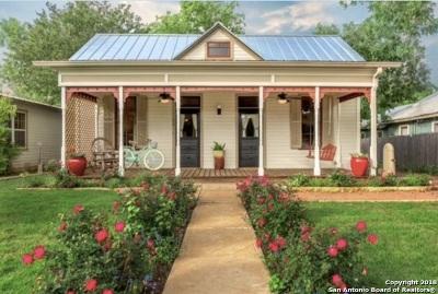 Fredericksburg Multi Family Home For Sale: 514 W Austin St