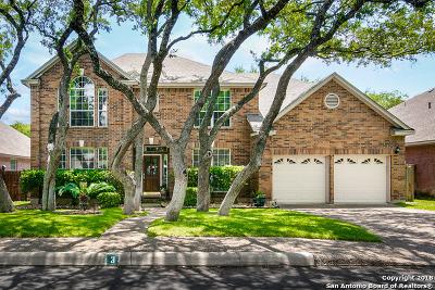 San Antonio Single Family Home New: 3 Grogans Mill Dr