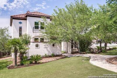 San Antonio Single Family Home New: 25022 Fairway Spgs