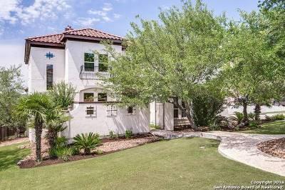 Bexar County Single Family Home New: 25022 Fairway Spgs