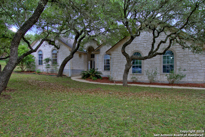 Comal County Single Family Home New: 158 Crescent Ln