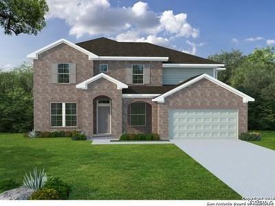 New Braunfels Single Family Home New: 2712 Ridge Cloud Dr