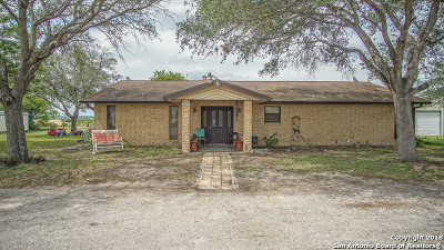 Karnes County Single Family Home For Sale: 1024 Fm 1145