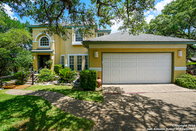 Bexar County Single Family Home New: 8435 Northview Pass