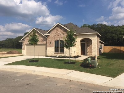 Fair Oaks Ranch Single Family Home New: 8950 Whimsey Ridge