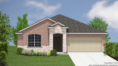 Guadalupe County Single Family Home New: 2205 New Castle