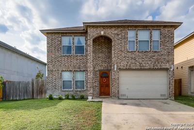 Converse Single Family Home New: 8707 Dakota Creek